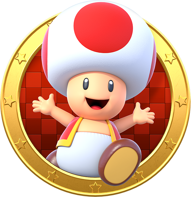 Toad Mario Party Star Rush Party Video Games Mario