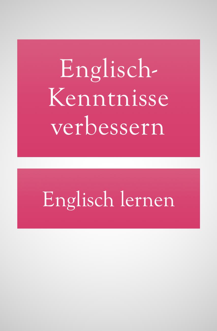 Englisch Verbessern Sprachverstandnis Starken In 2020 Mit