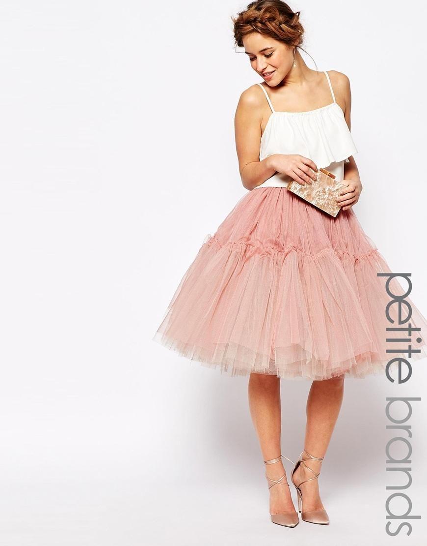 True Decadence Petite Tulle Skirt | Faldas de tul, Tul y Falda