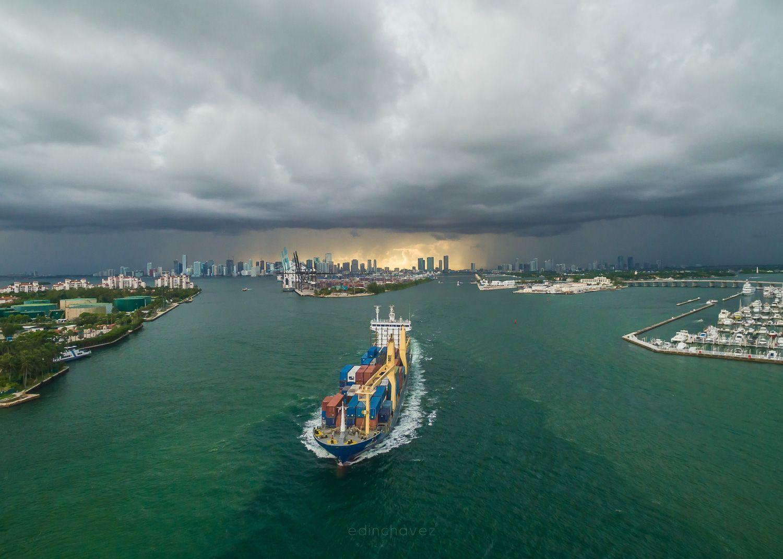 The Perfect Storm Miami Beach Florida