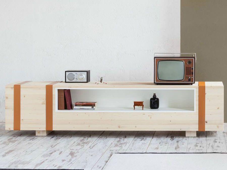 25 Mobili Porta TV dal Design Particolare | tv | Pinterest | TVs ...