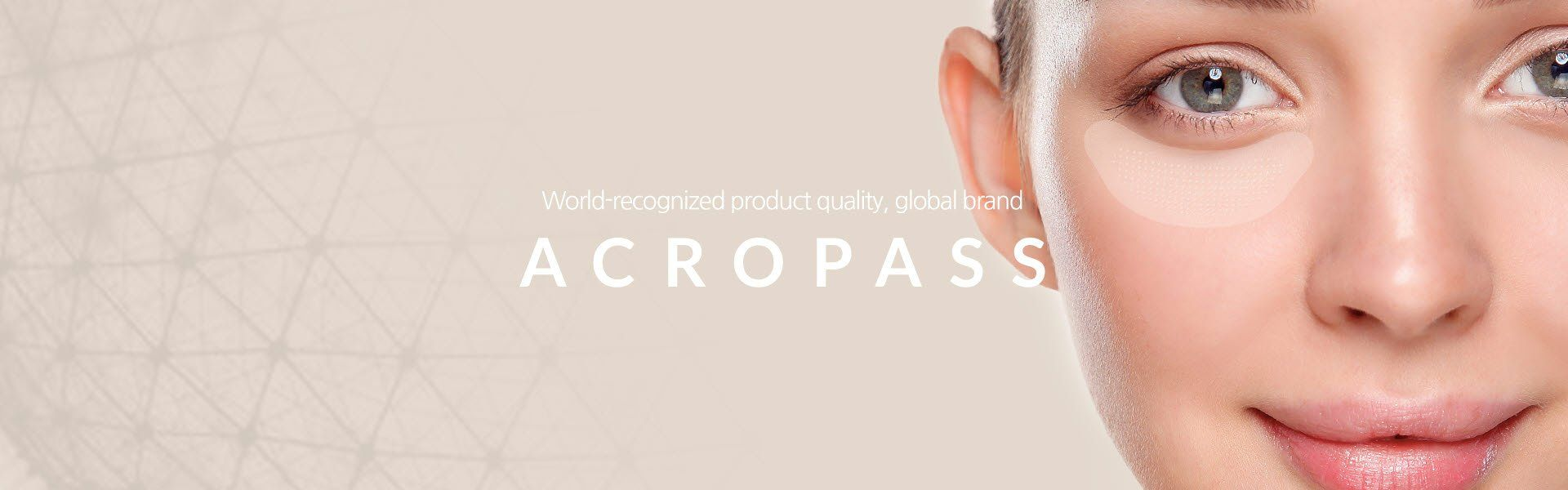 Image result for Acropass Anti-dark Under Eye Care Micro Needle Patch