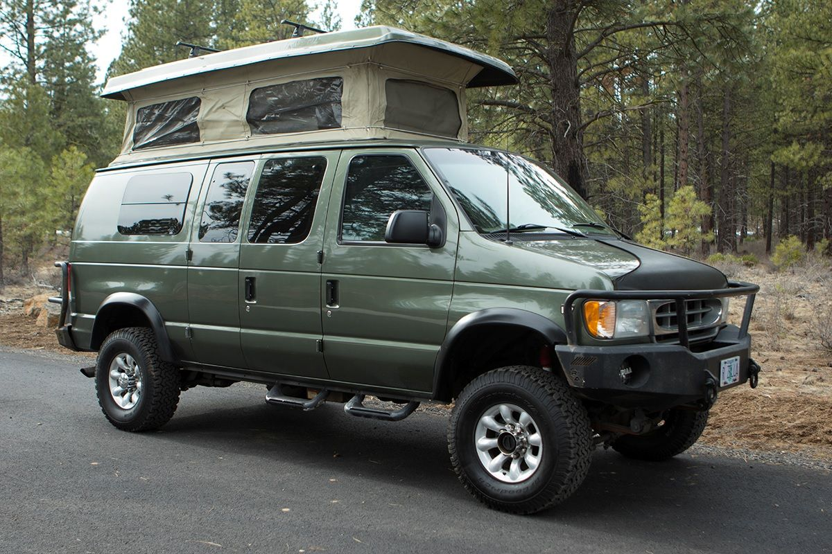 Preowned Vans Sprinter Transit Promaster Sportsmobile West