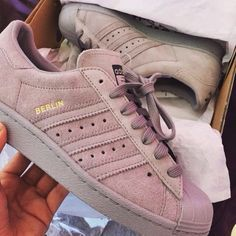 Adidas Superstar Color Rose Clair