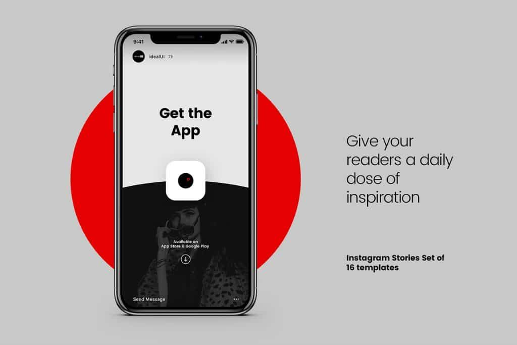 You can bring any instagram story to life using these unique templates. 820 Iphone Mockup Instagram Story Packaging Mockups Psd Free Psd All Mockups Template Design Assets