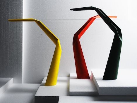 Best of Show: The Wästberg Durapulp Lamp : TreeHugger