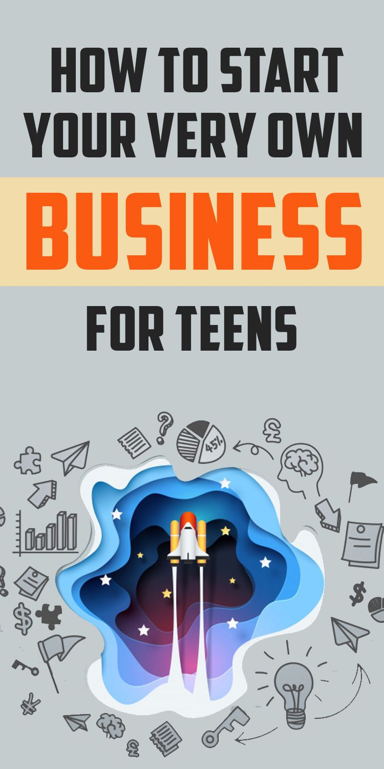 Really. Starting a business for teens congratulate