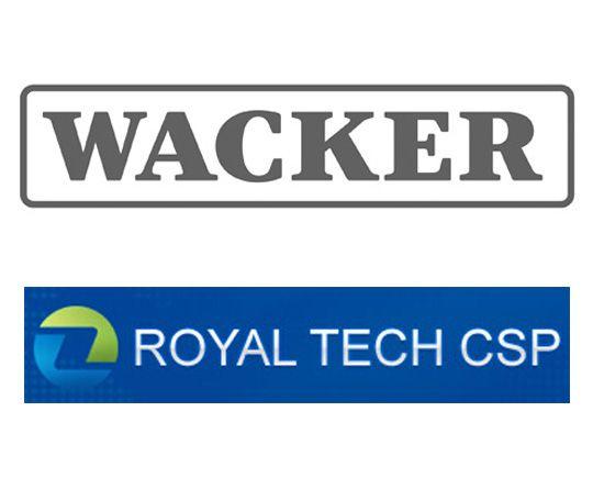 Wacker, Royal Tech sign partnership agreement for new heat transfer