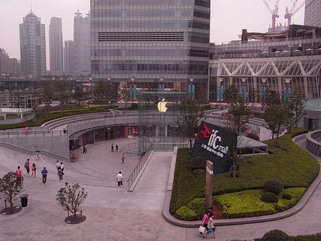 IFC.Shanghai by tzutzu, via Flickr