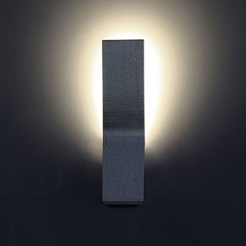 Blade 11in wall light lights walls and basement bathroom blade 11in wall light sconce lightinghome lightingmodern mozeypictures Images