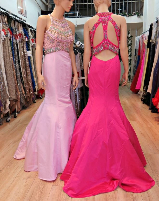 Where to shop for prom dresses in Los Angeles  Prom