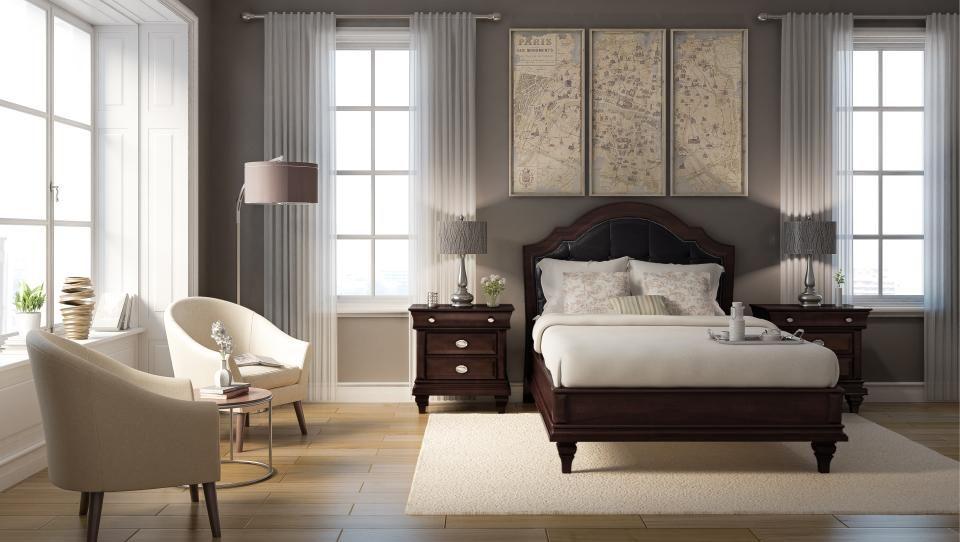 Value City Furniture, Bedroom Night