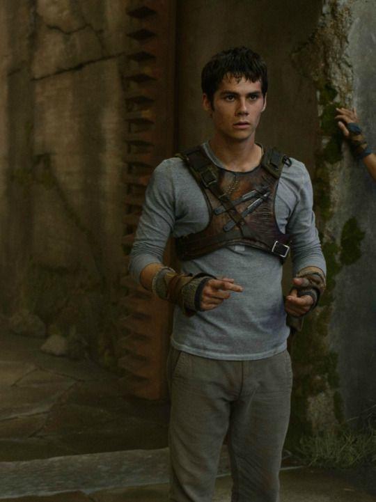 Dylan O'Brien - Thomas | Maze runner, Dylan o, Maze runner ...