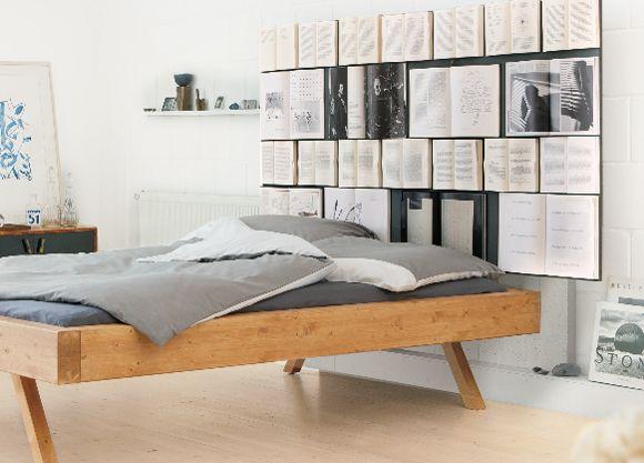 Bett EinzelDoppelbett Betten Massiv Holzbett Betten