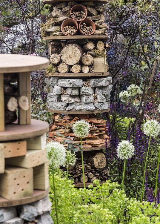 Jedes Jahr öffnet eine der weltweit berühmtesten Gartenschauen die Chelsea Flower Show für fünf Tage ihre Pforten Wir haben uns vor Ort von den au&szl...