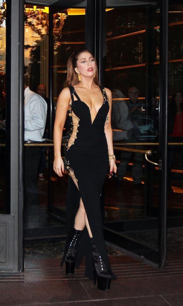 Versace On Twitter Lady Gaga Insta Fashion Fashion