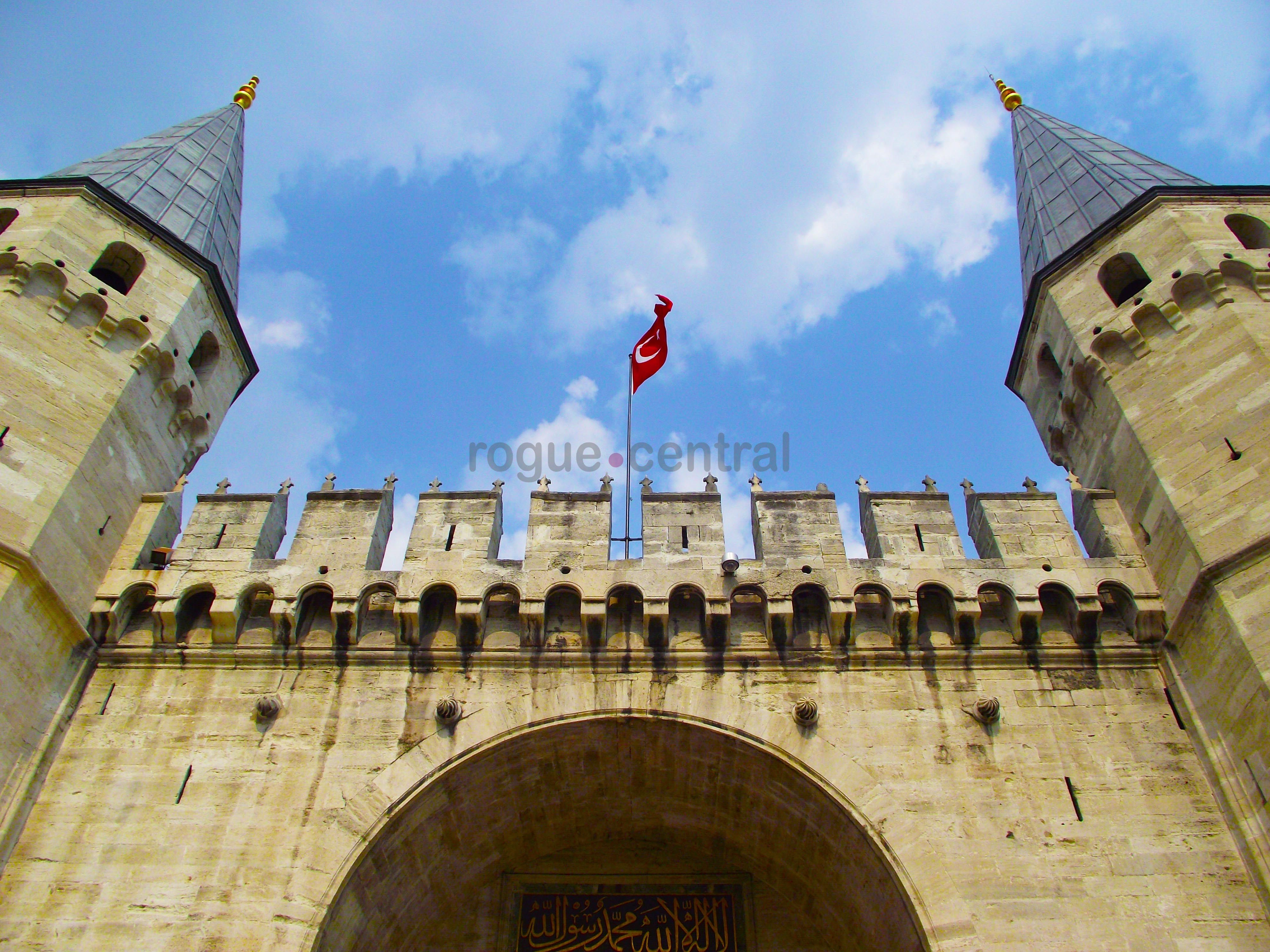 Topkapi Palace, Istanbul 2012 - Mairy Hussain, Rogue Central