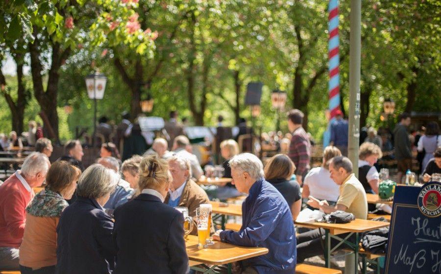 Parkett Direkt München rosengarten westpark biergarten repinned by parkett direkt