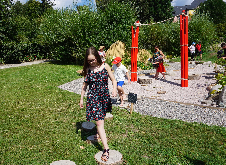 Loisir Enfant Jardin Japon Alsace Vosges Parc De Wesserling