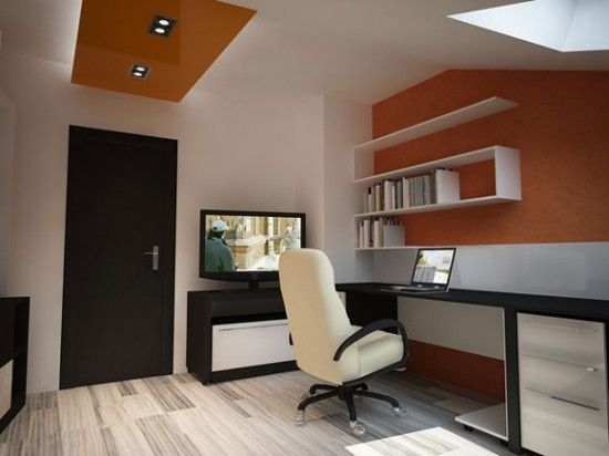 luxury small office design ideas – innovative luxury office design