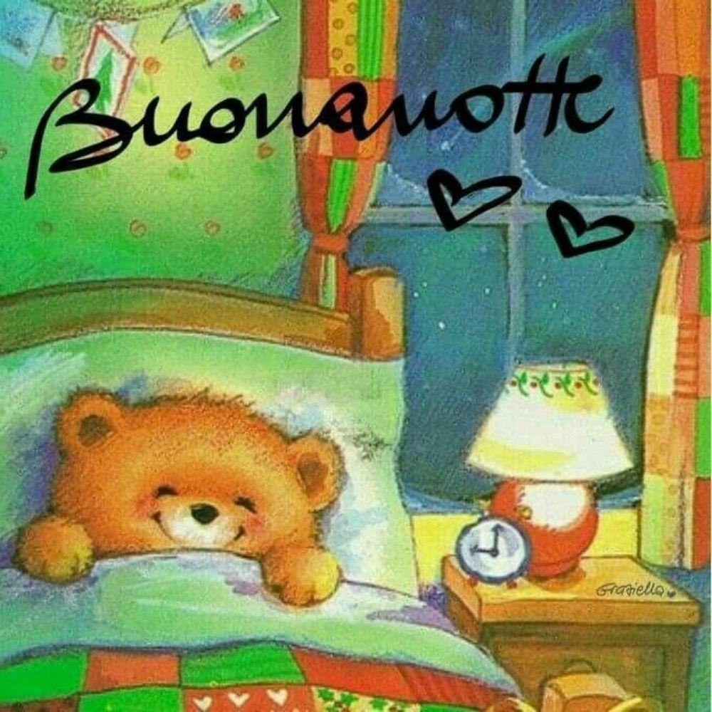 Immagini Buonanotte Cor Orsetti Orsacchiotti 2