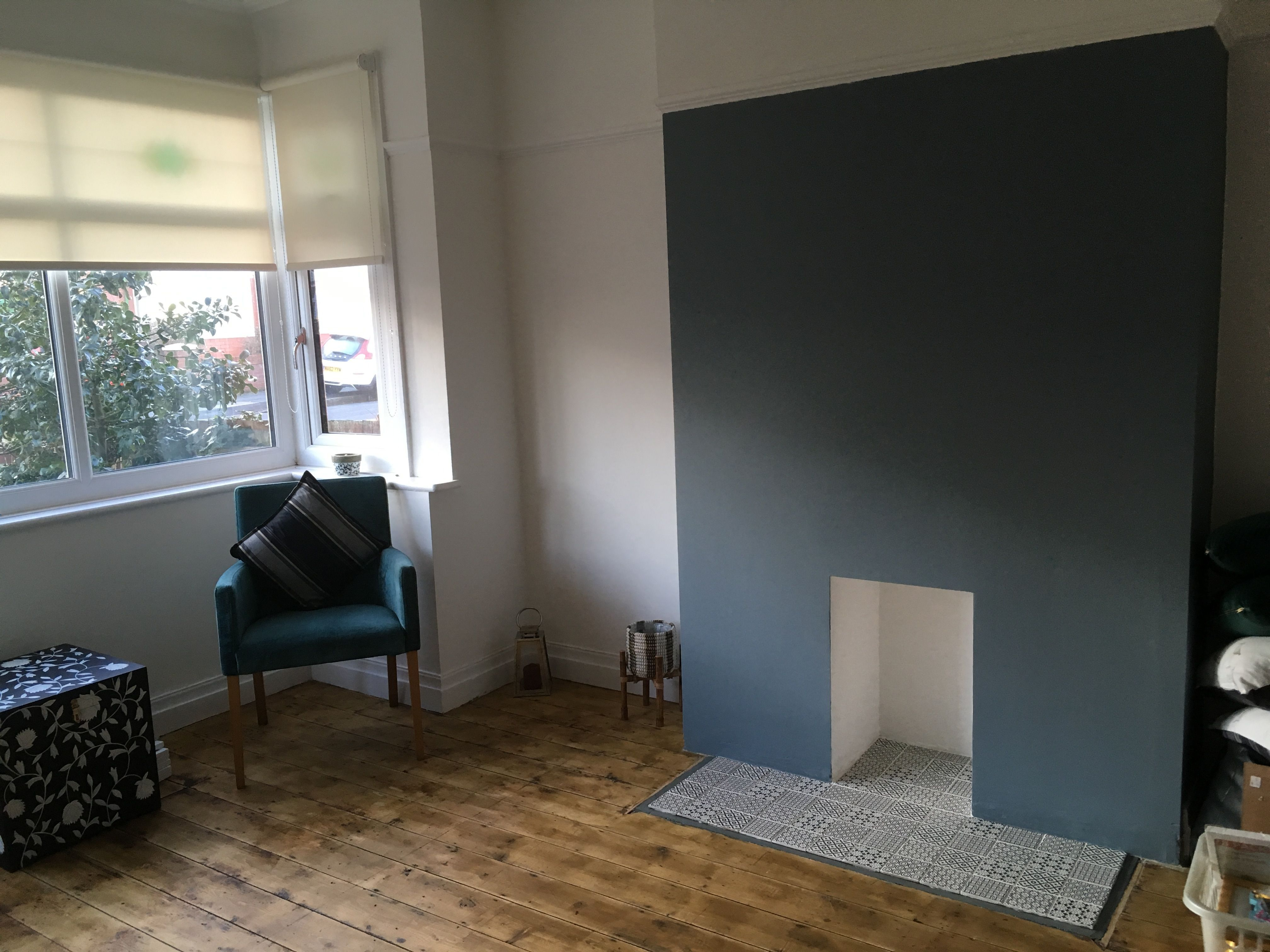 Dulux Denim Drift Feature Wall Denim Drift Living Room Living Room Furnishings Living Room Throws