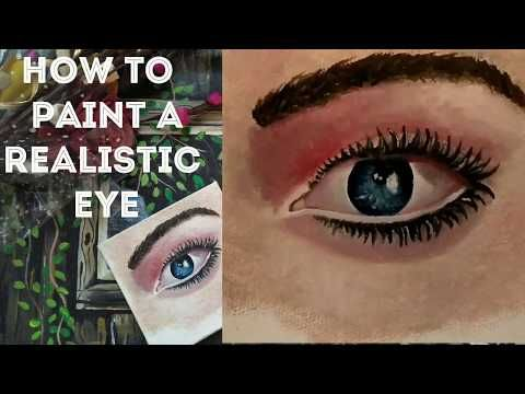 how to paint more realistically