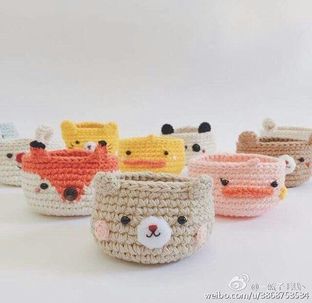 Kids\' Organizing Mini Baskets   Kids - DIY Accessories: Hats, Bags ...