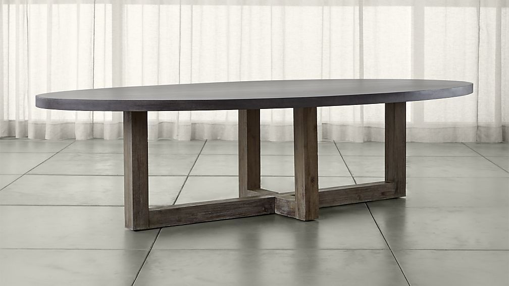 Oval Dining Tables Are Getting Day By Day Popular