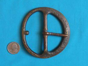 Antique Maritime Militaria Pre Civil War NAVY Brass Belt ...