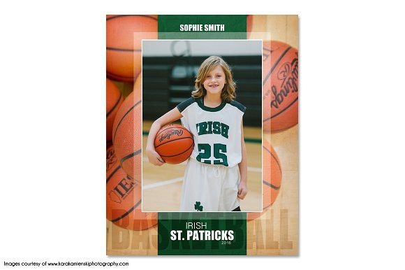 Basketball Memory Mate Template Ind Flyer Template Template And
