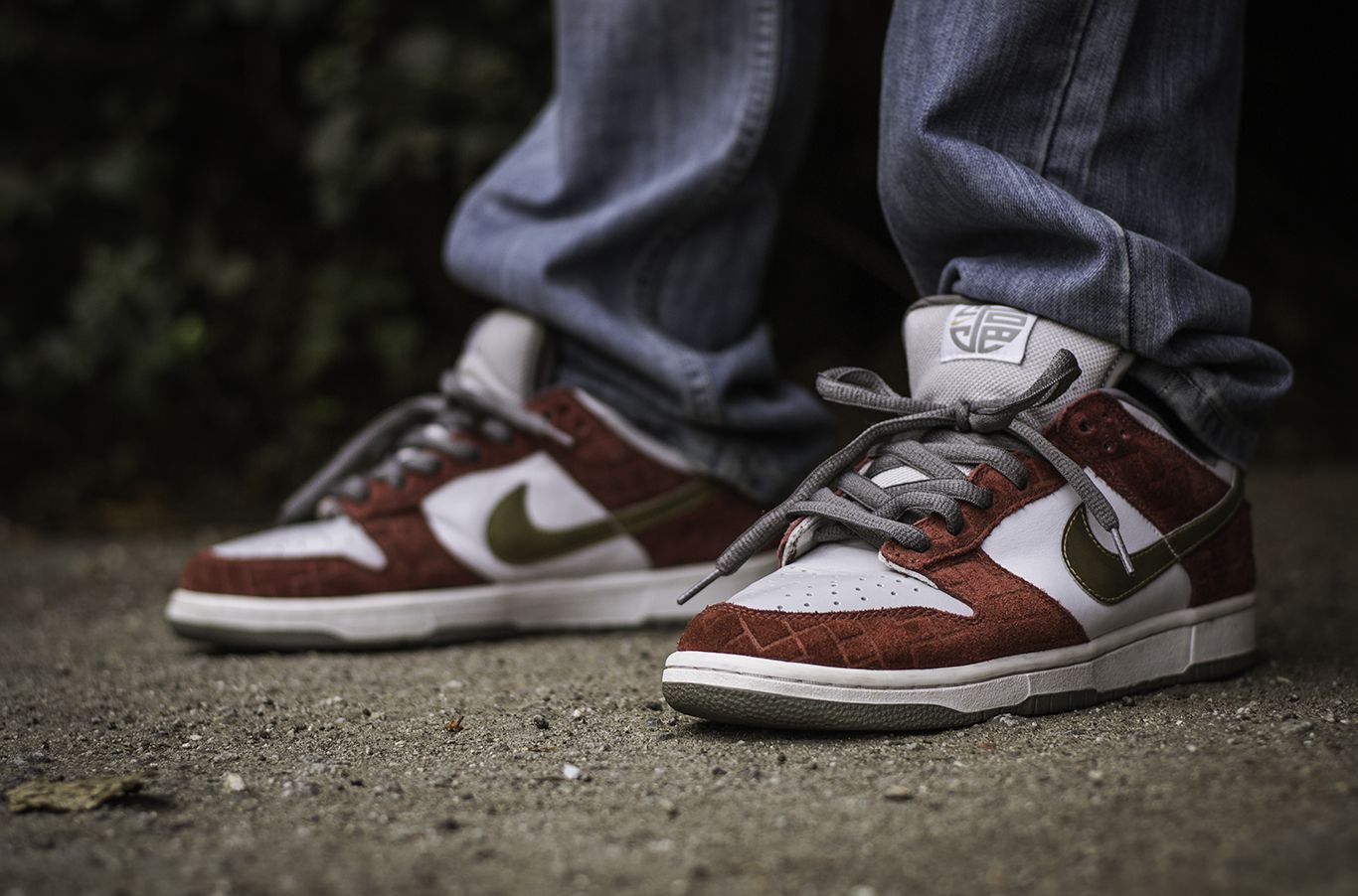 check out 039fe 0862e Nike SB Dunk Low Shanghai This November 2004 release was designed for  Chinese rap
