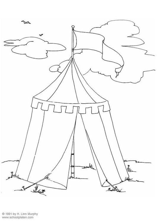 coloring page tent  coloring pages color free coloring