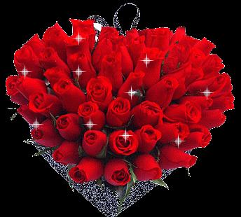 flores con bonitos mensajes de cumpleaos imagenes
