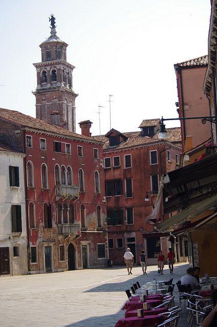 Campo Santa Margherita Venice Venecia Italia Venecia Italia