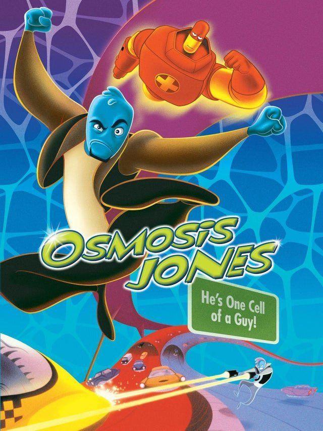 Osmosis Jones Movie Worksheet Osmosis Jones 2001 Nostalgia ...