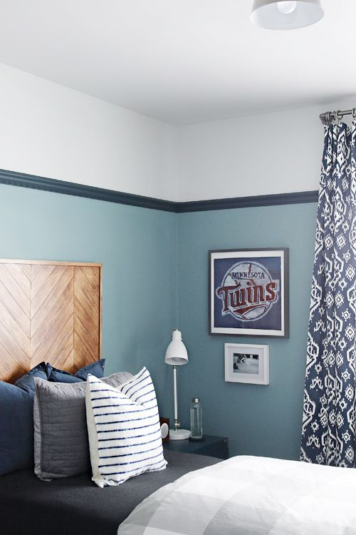 Photo of Our Teen Boy's Bedroom is Finished!
