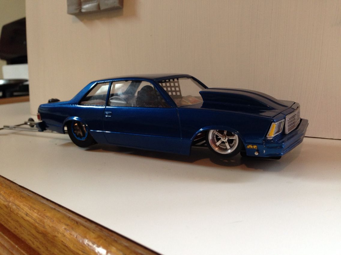 Chevy Malibu...my new slot car for drag racing | Slot cars ...