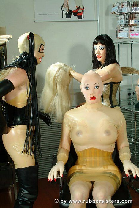 Featured rubber doll transformation porn pics xhamster