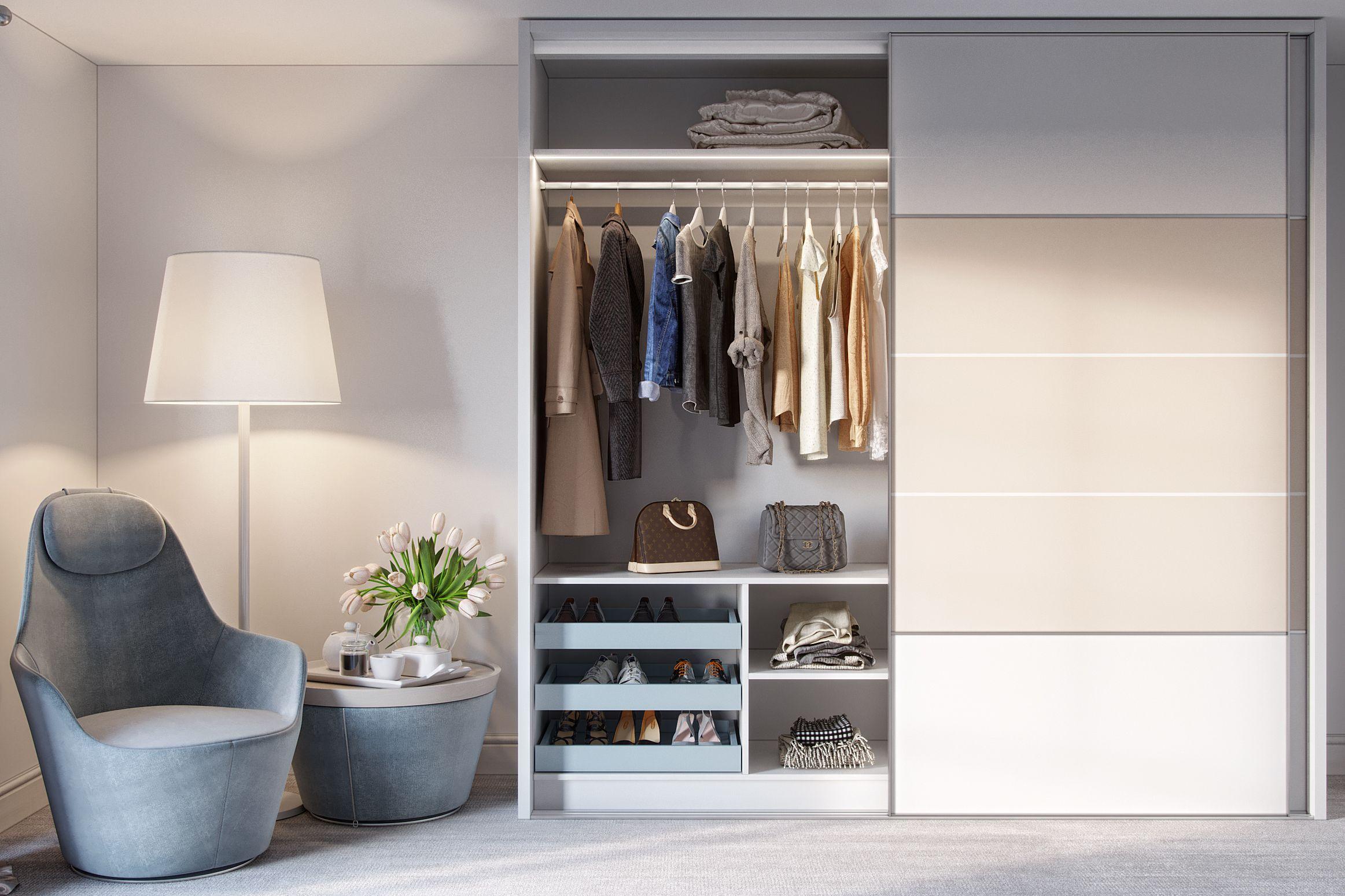 Fitted Sliding Door Wardrobe By Kleiderhaus Ltd For More Info