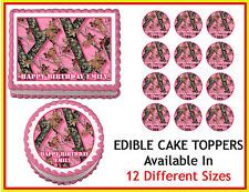 pink camo first birthday party theme MOSSY OAK PINK BREAKUP