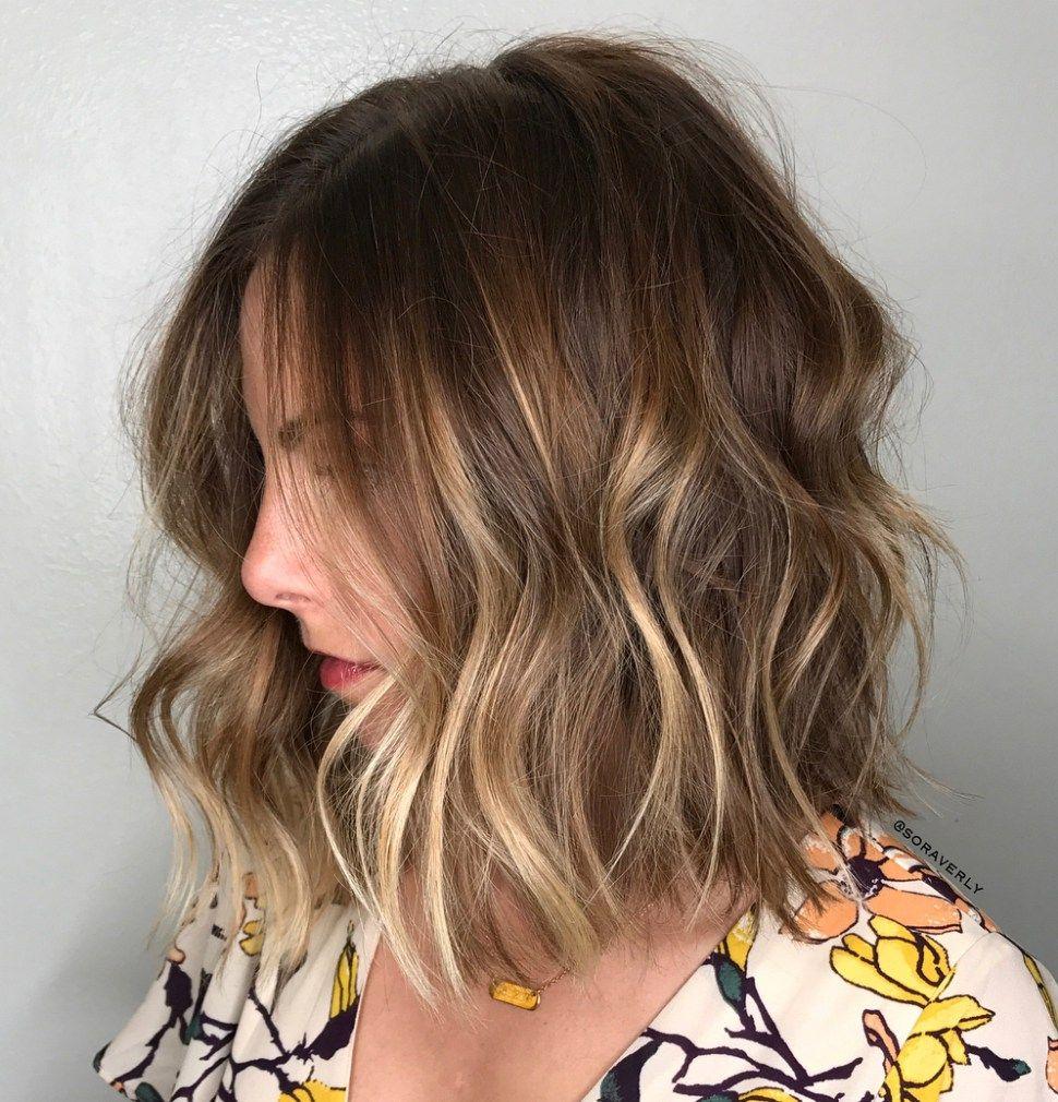 musttry subtle balayage hairstyles blonde balayage balayage