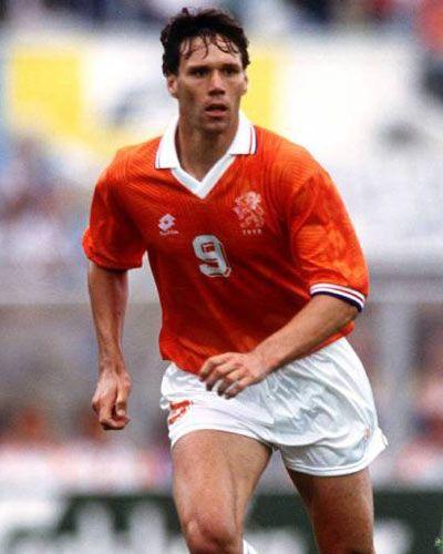 In 99 Van Basten Was Ranked 10th In The European Player Of The Century Election And He Was Voted Twelfth In The Marco Van Basten 90 Minutos De Futbol Fútbol