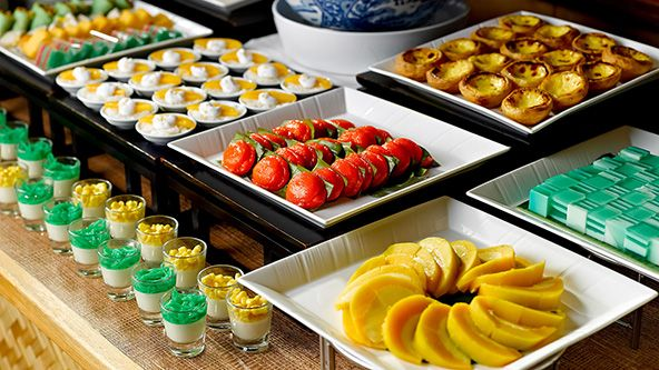 Top 5 Halal Buffets In Singapore Halal Recipes Food And Drink Food