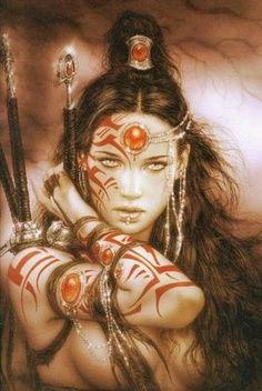 Female Viking Warrior Tattoo Google Search Tattoo Ideas