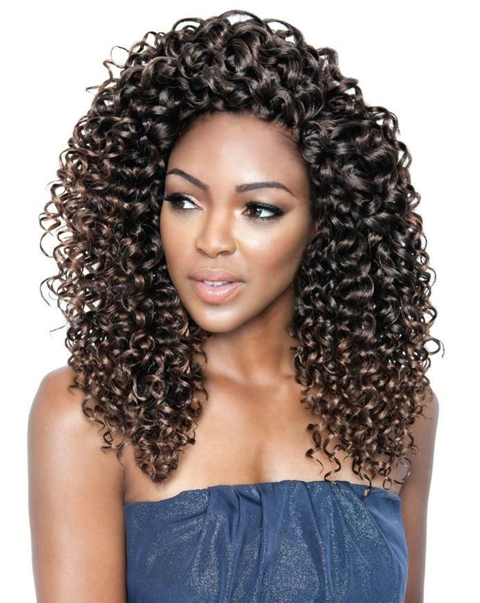This braid out by MrsVee looks awesome! #twistout #