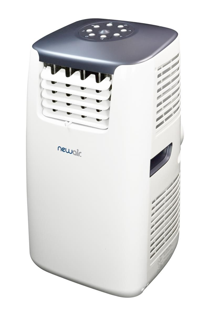 Portable Air Conditioner 14 000 Btus 8 600 Btu Doe Cools 525 Sq Ft Portable Air Conditioner Air Conditioner With Heater Air Conditioner