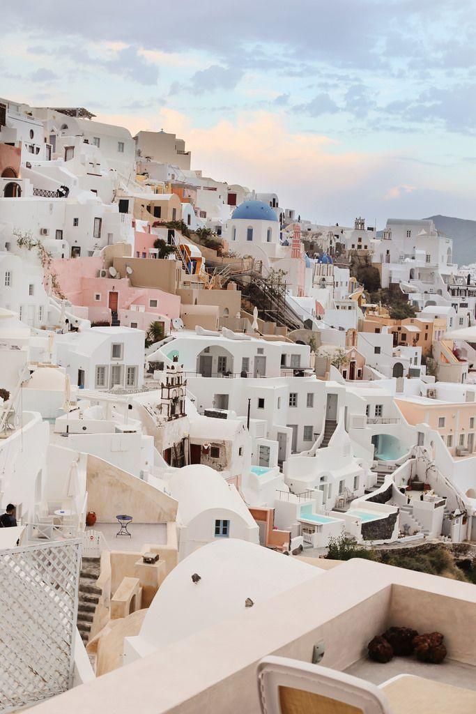 A Santorini Travel Diary