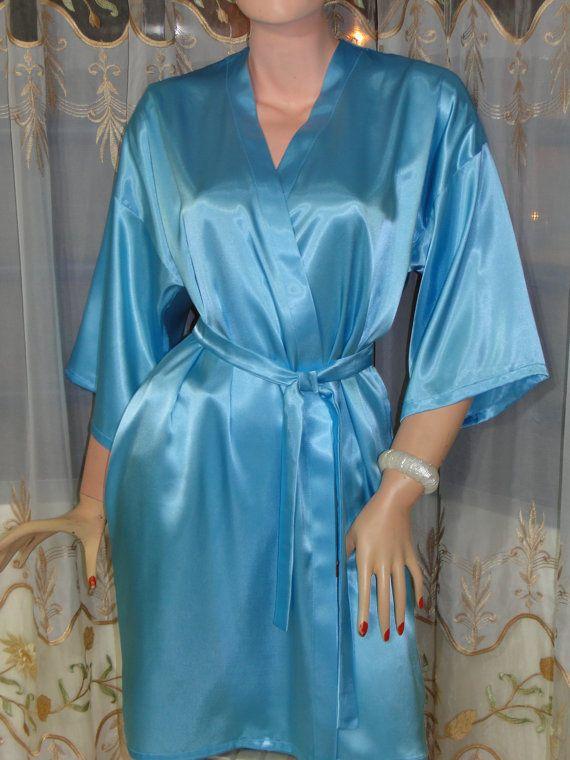 dfec98ce511f Silk robe