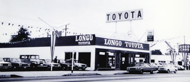 El Monte Longo Toyota Cir 1967 El Monte Ca History Toyota